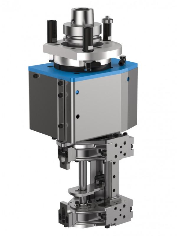 Trimming unit LIVELLO - CNC unit for machining of wood, composites and aluminium