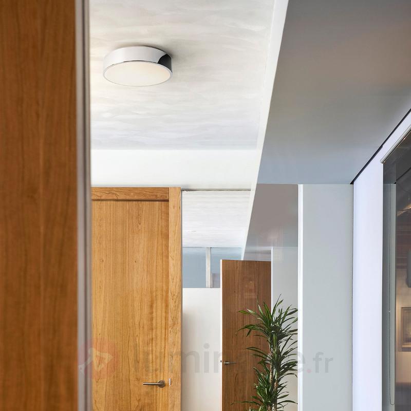 Plafonnier moderne MALLON PLUS en chrome - Salle de bains