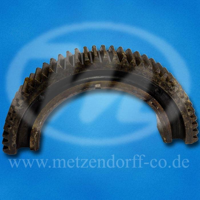 Stirnrad, zweiteilig, komplett - für SULZER 25/30, SULZER: H31106, SULZER: H 31106