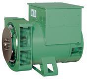 Alternateur basse tension pour groupe électrogène  - LSA 44.2 - 4 pôles - monophasé 80 - 135 kVA/kW
