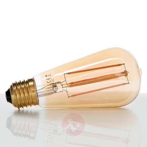 E27 4 W 822 LED globe lamp G95 - light-bulbs