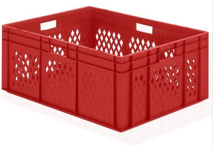 Stapelbehälter: Juist 320 2 - Stapelbehälter: Juist 320 2, 800 x 600 x 320 mm