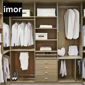 Vestidores e Interiores de armarios