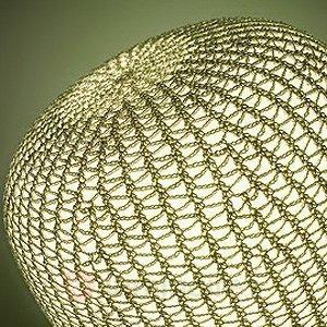 Lampe à poser Afra à lumière diffuse 63 cm - Lampes à poser designs