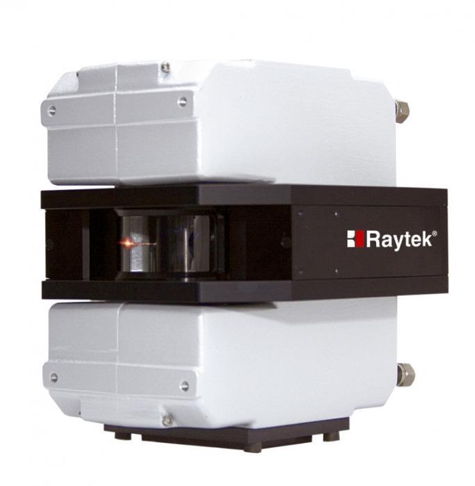 Raytek MP150 Infrarot-Zeilenscanner/Wärmebildsystem - Echtzeit-Wärmebilderfassung für industrielle Anwendungen