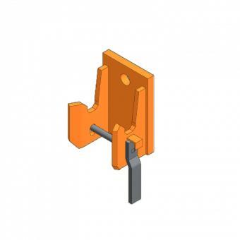 Accessoires console pignon 200cm - Coffrages grimpants & consoles