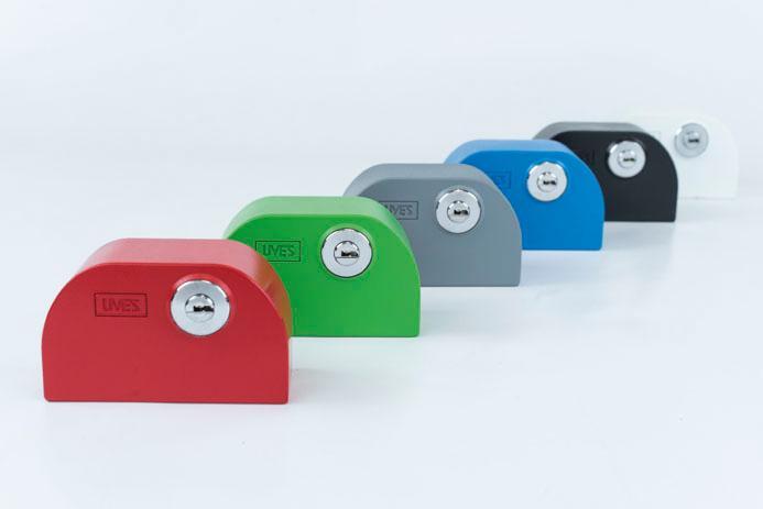 Cabezal LR UVES Color - Gama de colores
