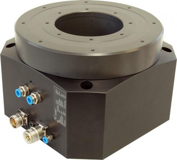 Rotary tables with direct drive series RT3 and RT4 - Rotary tables and rotation axis