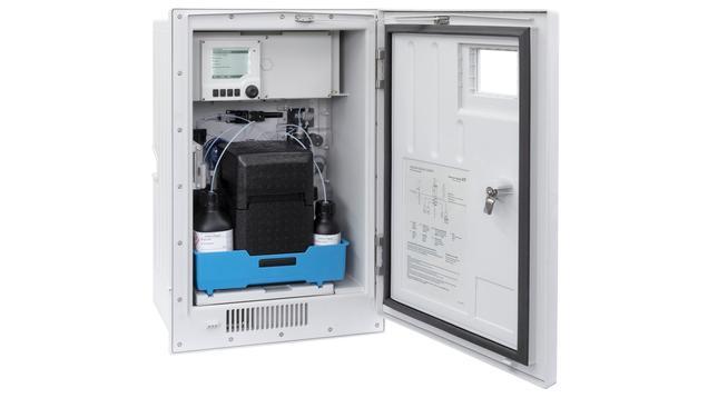 Analyseur de phosphore total Liquiline System CA80TP - Analyseur de phosphore total pour le suivi environnemental, des eaux usées