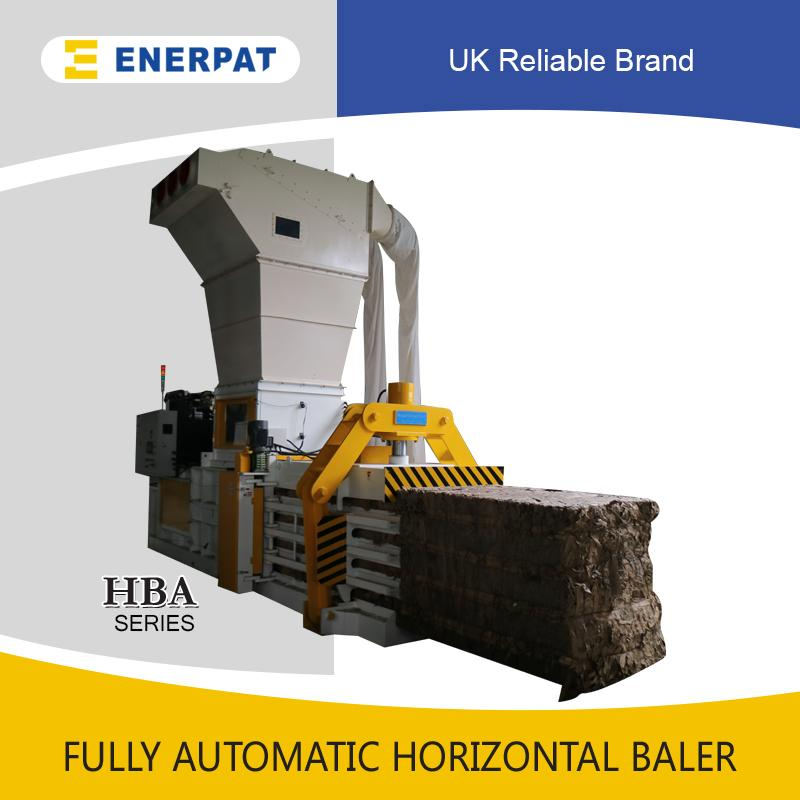 Fully Automatic Horizontal Baler for Plastic Bottle - Horizontal Baler Horizontal Baling Applications