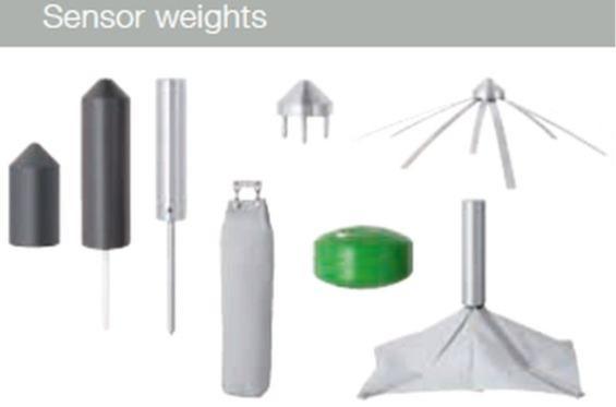 Sensor eletromecânico NivoBob® NB 3100 - Medição de nível contínua - Adequado para a maioria dos granulados e sólidos