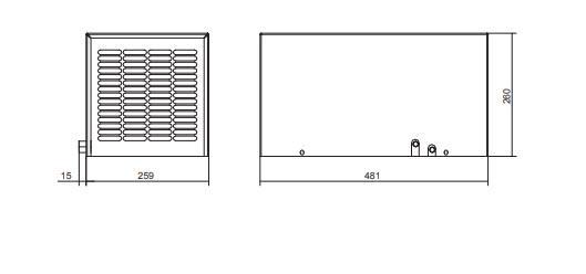 Dek04 Condizionatori Per Montaggio A Tetto - LINEA CLIMATIZZAZIONE