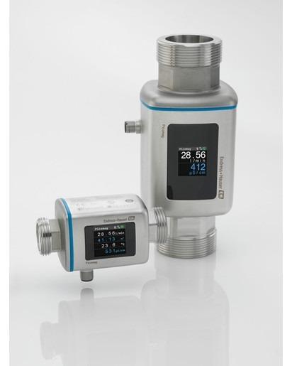 Picomag Caudalímetro electromagnético - Caudalímetro electromagnético inteligente para servicios auxiliares