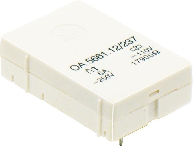 PCB relays - OA 5661.12