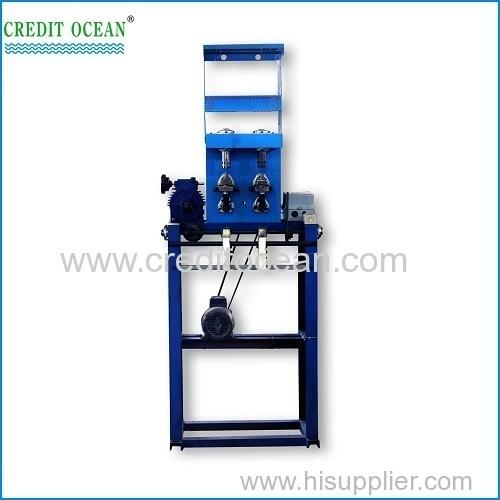 Double head fancy cord knitting machine - Cord knitting machines