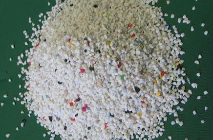 Granallas de plástico y abrasivos - Abrasivos plásticos T-II