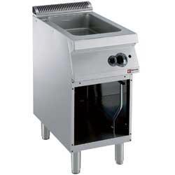 GAMME MEDIUM 1700 (700) - GAS FRYING PAN - COOKERS