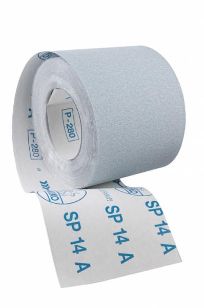 Schleifrollen für Holz / Fußboden, Lack / Farbe SP14A - Körnungen: P180, P220, P240, P280, P320, P400