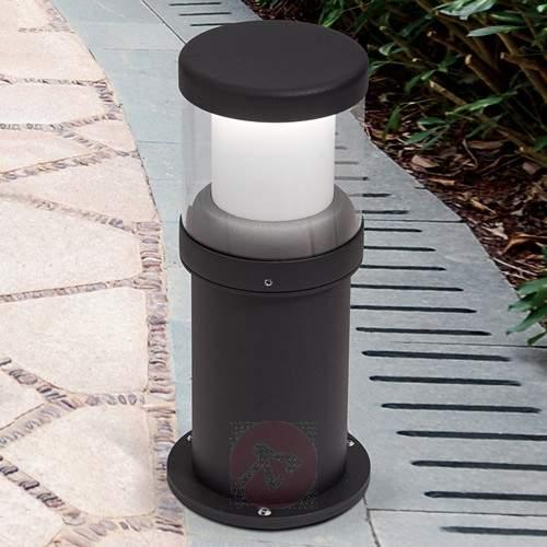 Modern LED pillar light Henrick - Pillar Lights