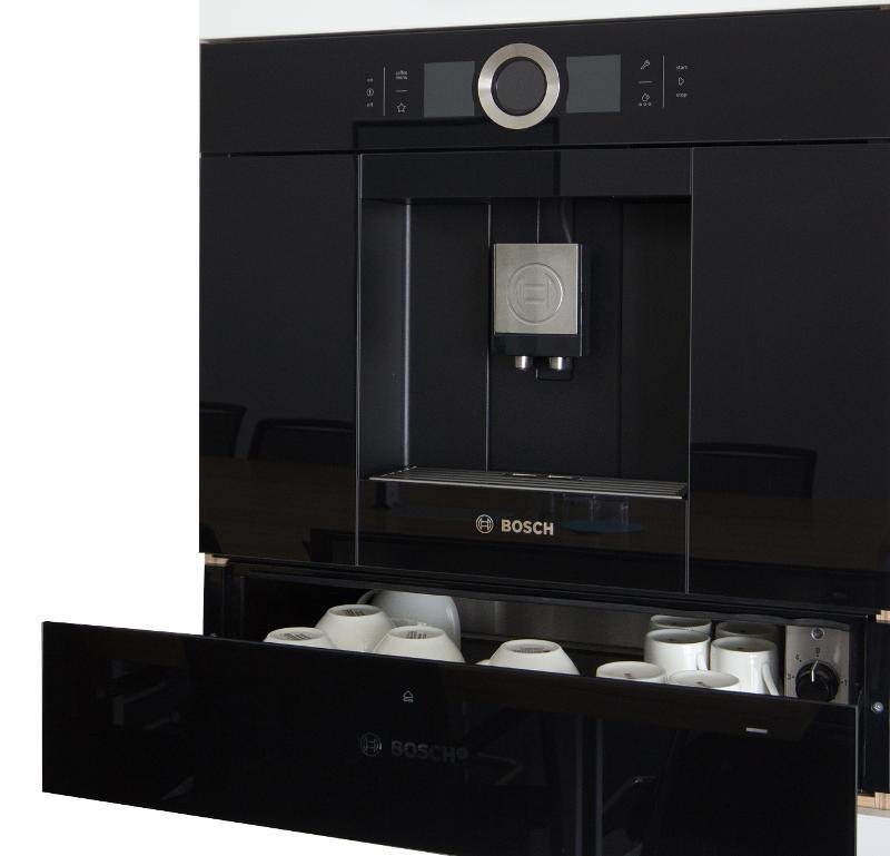 Coffee machine housings - complex assemblies