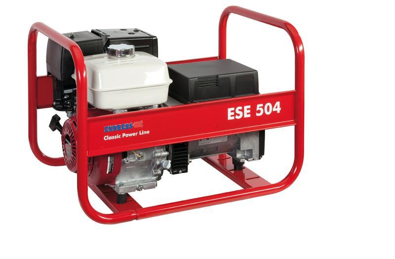 POWER GENERATOR for Professional users - ESE 504 DHS *