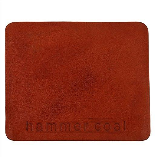 Hammer Coal Genuine Leather Card Wallet