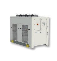 Tcwd4÷g8 Grandezza 5 Refrigeratori Industriali Per Acqua - LINEA REFRIGERAZIONE