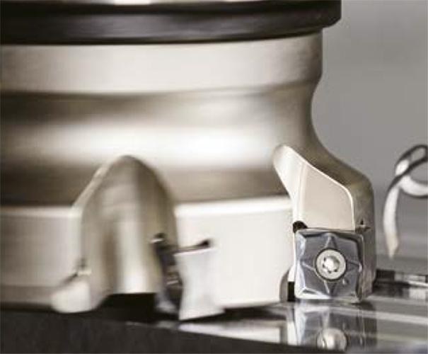 Milling Heads -