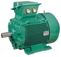 induction motors with cast iron frame  - FLSES High-efficiency IE2 and Premium efficiency IE3 three-phase - 0.75 to 675 k