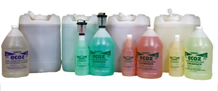 ECOZ - ECOZ Wasserlösliches Konzentrat zur Neutralisierung unangenehmer Gerüche
