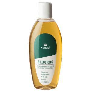 SEBOKOS gel limpiador facial - Gel limpiador facial purificante