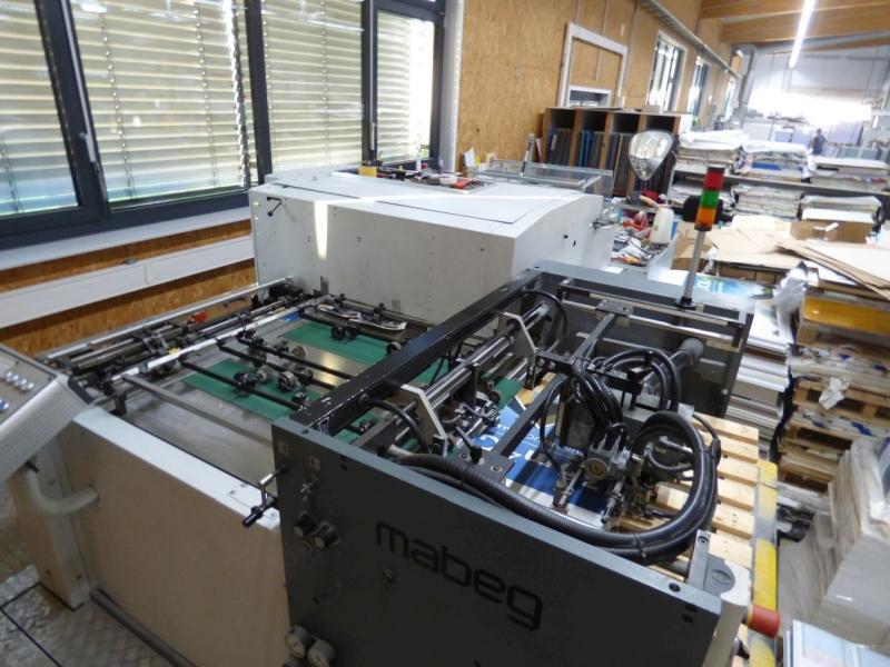 KAMA TS 105 - Used Machine