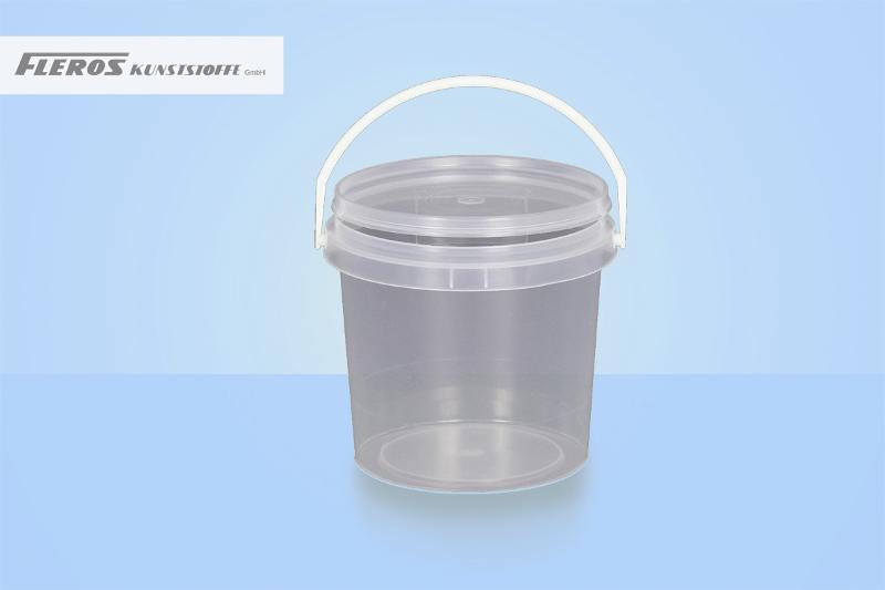 Round buckets - FK-R 600 bucket, round, PP