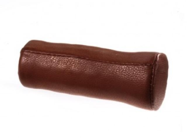 Grips - Grip no. 417 with leather cover