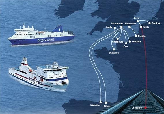 Multimodal Freight Services -