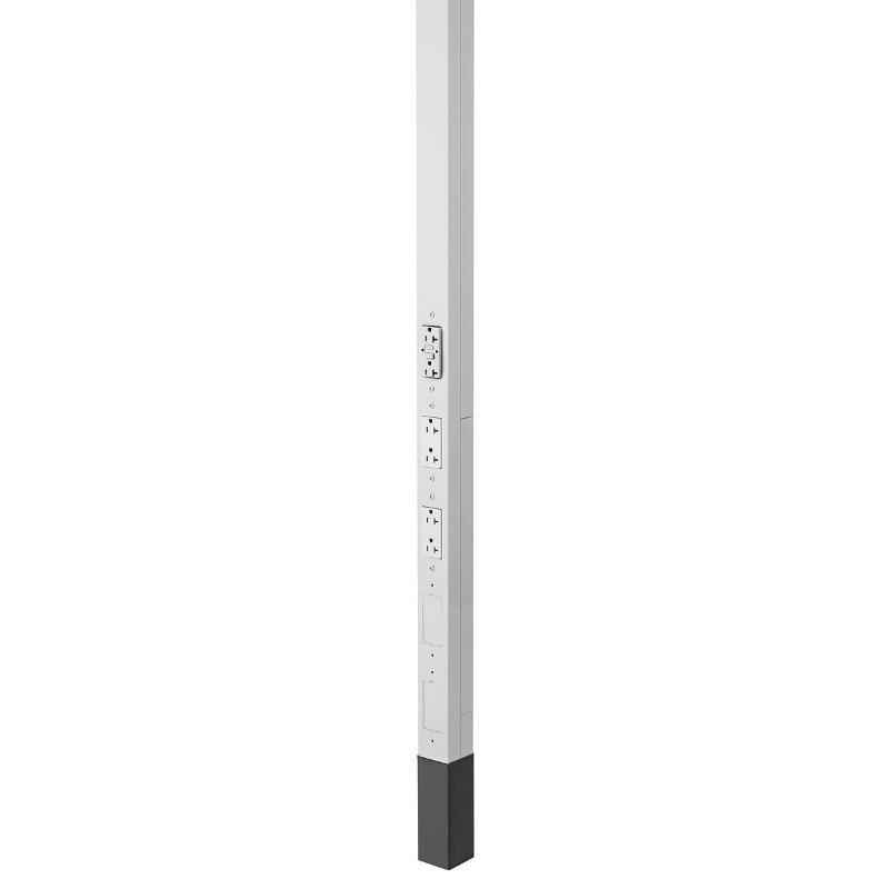 Wire/Cable/Hose Management - Service Poles - HBLPP10GFAL