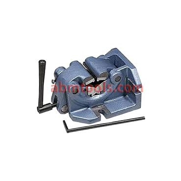 Self Centering Shaft Vise - Crank Shaft Vise - The vise can be installed on the side surface of the base