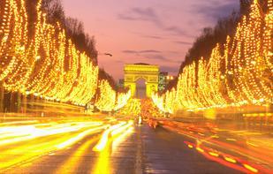 Offerta Capodanno Parigi - Offerta Capodanno nella città più romantica al mondo