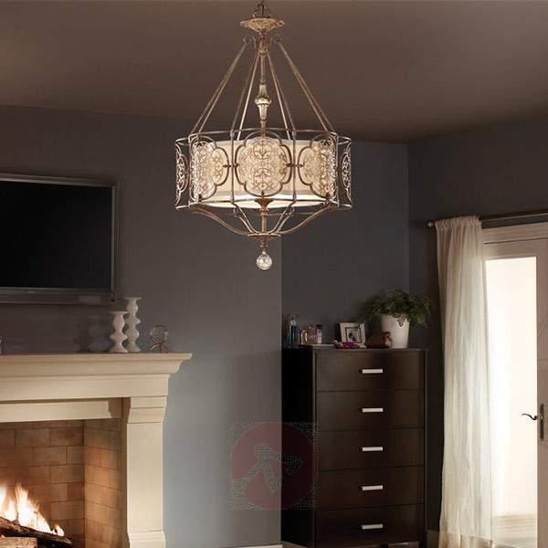 Marcella Hanging Light Detailed 54 cm - Pendant Lighting