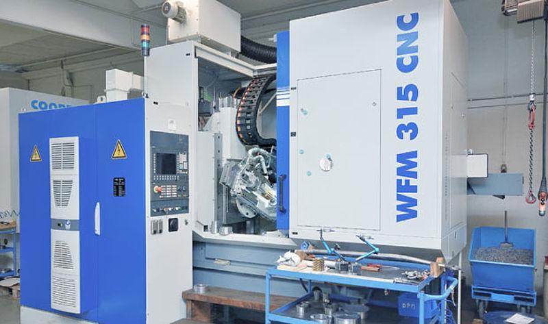 CNC-Drehen - prozesse