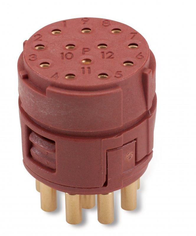 EPIC® SIGNAL M23 Kits 12pole - Conector completo de señal EPIC® M23 12 contactos