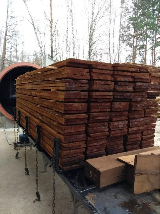 Термокамера для дерева - Оборудование для термической обработки