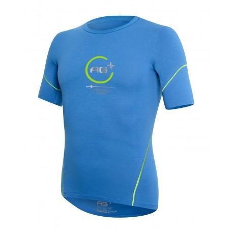 T-shirt argent anti odeurs