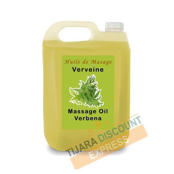 Huile De Massage Verveine En Vrac - Huiles de massage en vrac
