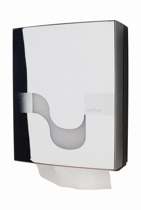 celtex L folded towel dispenser - Item number: 116 108