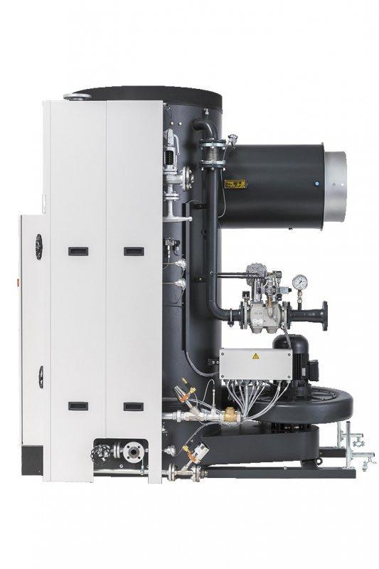 Dampfkessel - Universal 500 - 1800 TC - Dampfautomat mit 3-facher Luftisolierung
