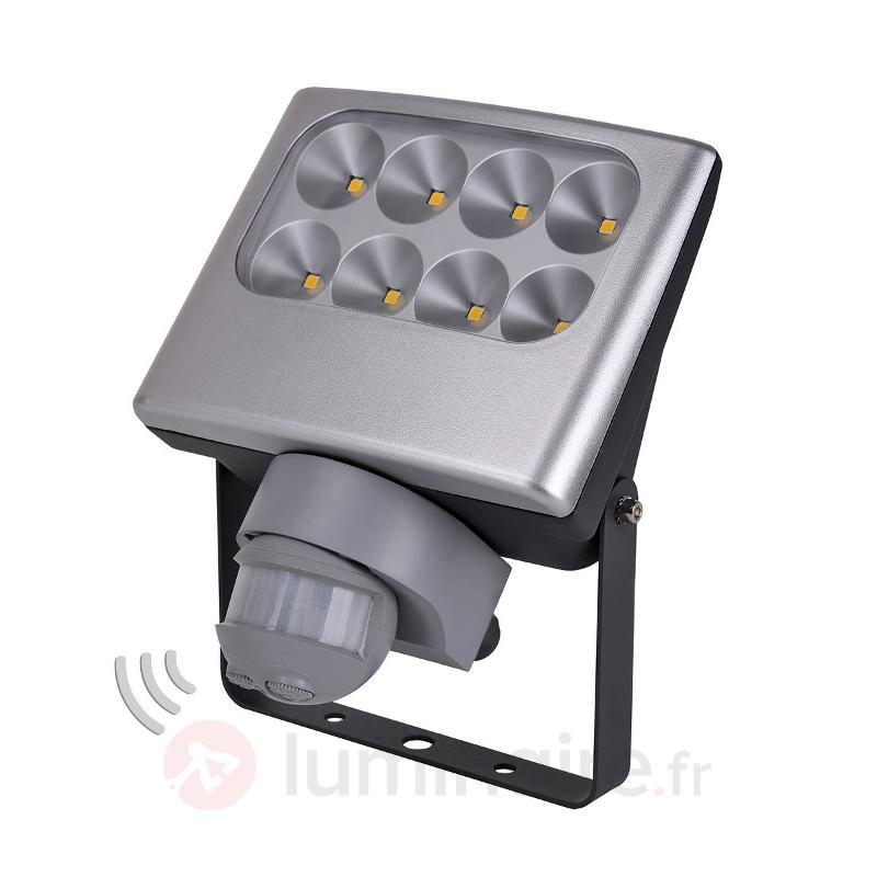 Applique d'extérieur LED NEGARA ac détect de mouvt - Tous les projecteurs d'extérieur
