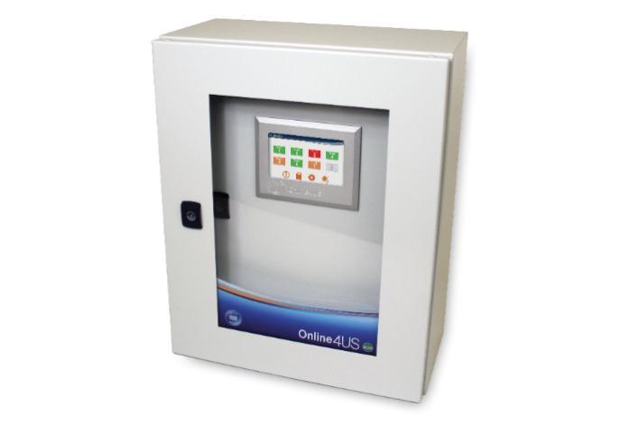 Online4US - Monitoraggio online delle condizioni combinando la versatilità degli ultrasuoni