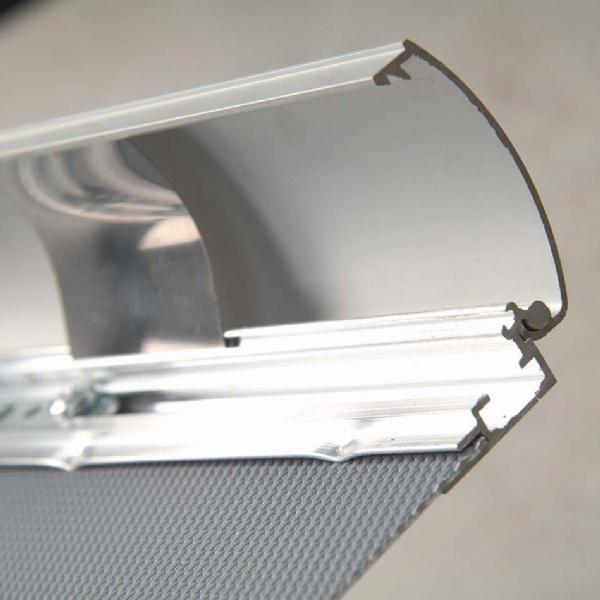 Click Frames - Cadre click bord 45 mm coins 45°