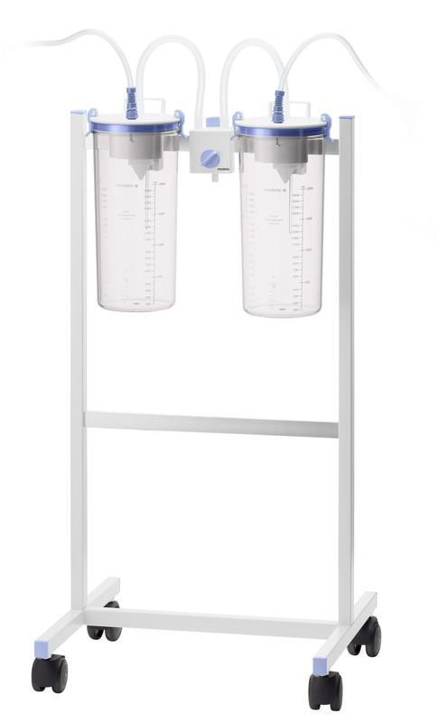 Medela RCS Mehrweg-Auffangsystem - Für medizinische Absaugpumpen: Autoklavierbare Auffangbehälter